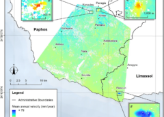 WebSeminar: Landslide susceptibility mapping using Differential Interferometric Synthetic Aperture Radar (DInSAR) and Bayesian statistics